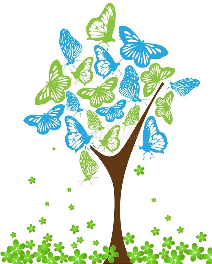 Download Árvore de Eco ilustração do vetor. Ilustração de amigável - 29837137