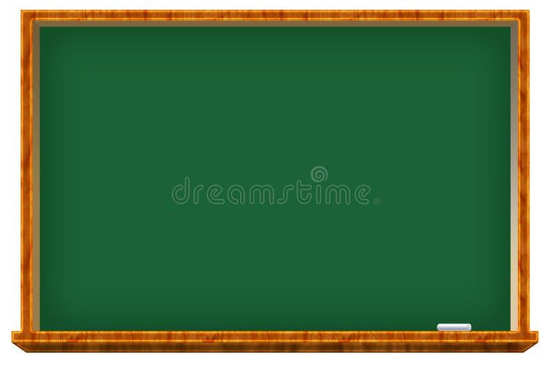 Download Bord stock illustratie. Illustratie bestaande uit school - 32541
