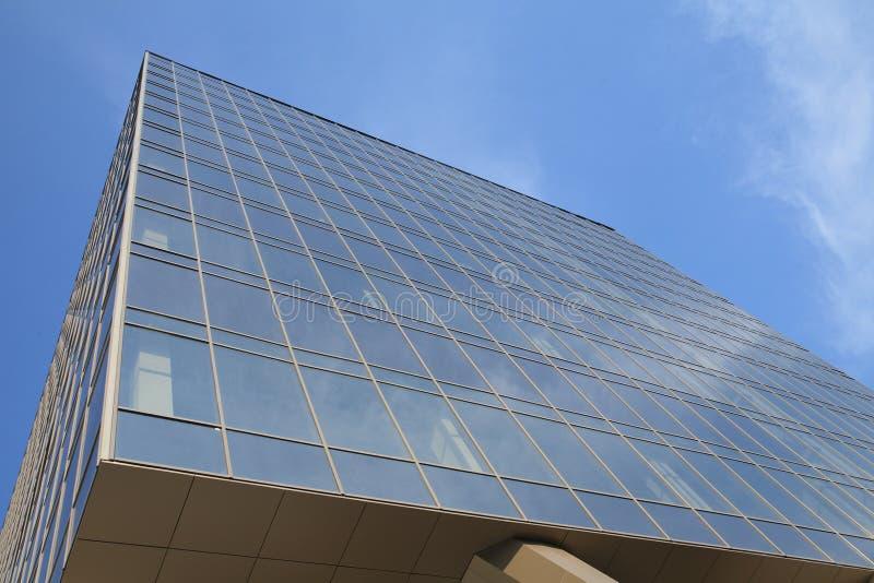 Bord de l immeuble de bureaux image stock image du grand trame