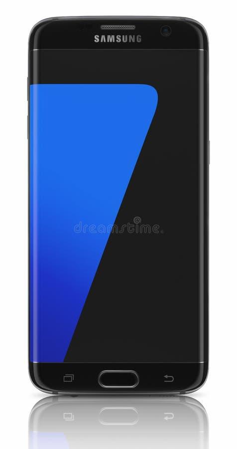Bord de la galaxie s7 de Samsung illustration libre de droits
