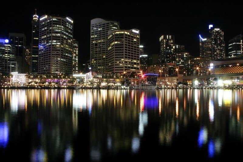 Bord de mer chéri de port, Sydney images stock