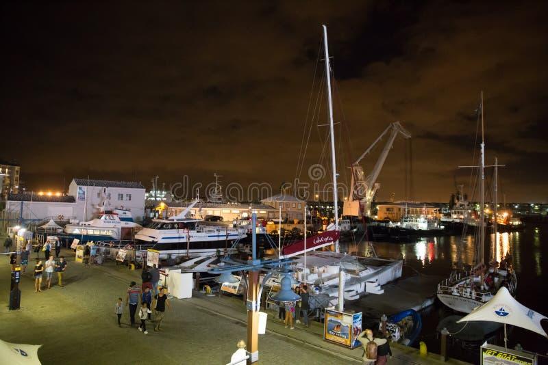 Bord de mer de Cape Town photos libres de droits
