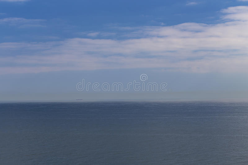 Bord de mer de Folkestone photos stock