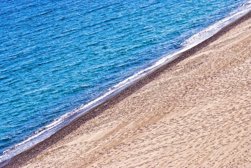 Bord de mer, littoral image libre de droits