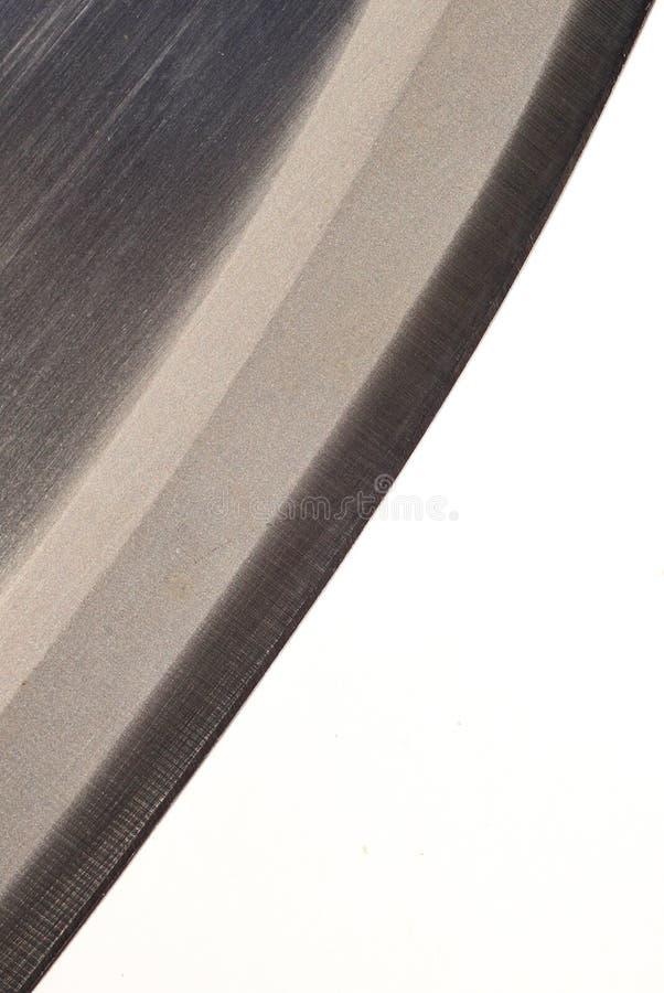 Borda da faca imagem de stock