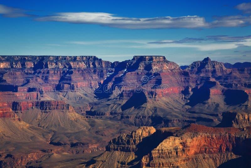 Borda sul, parque nacional de Grand Canyon, o Arizona fotografia de stock royalty free