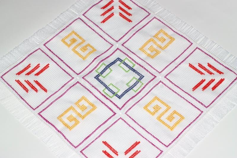 bordado imagen de archivo libre de regalías
