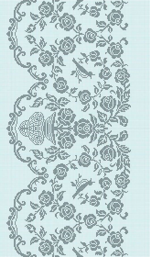 Bordado de la textura libre illustration