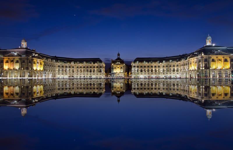 Bordeaux royalty-vrije stock foto's