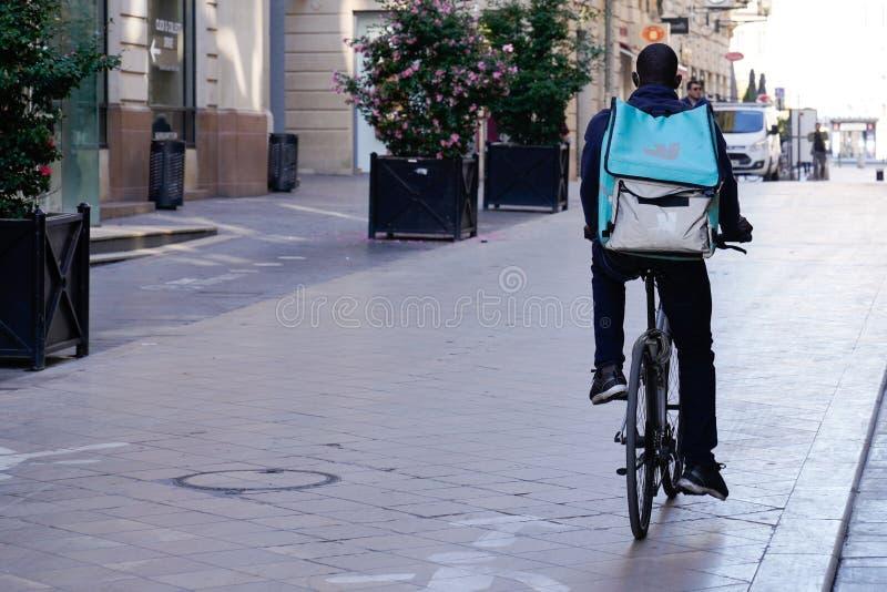 Bike Flower Shop Delivery pack of 10