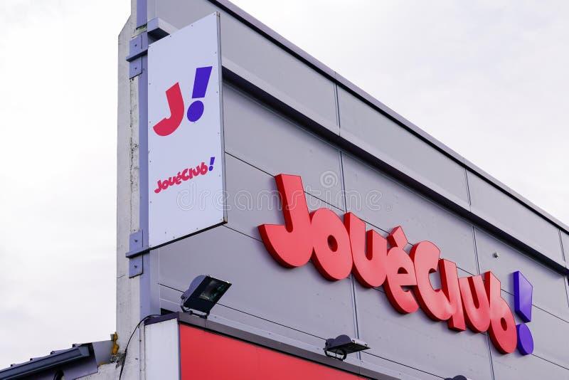 Bordeaux , Aquitaine / France - 01 22 2020 : JoueClub Logo ...