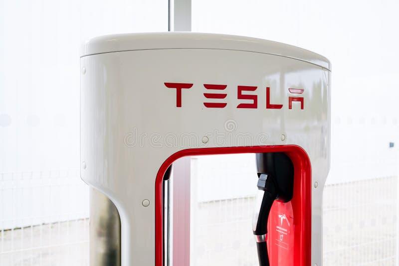 Bordeaux , Aquitaine / France - 08 10 2020 : Tesla ...