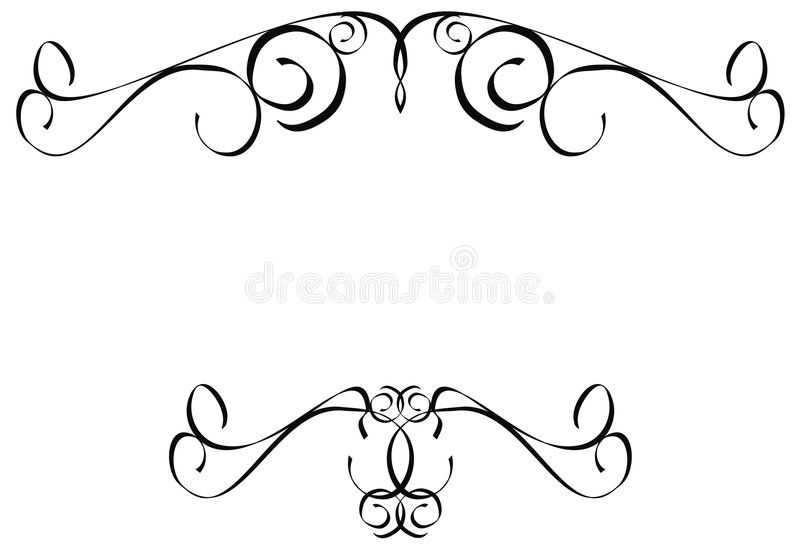Download Border stock illustration. Image of elements, frame, borders - 130665