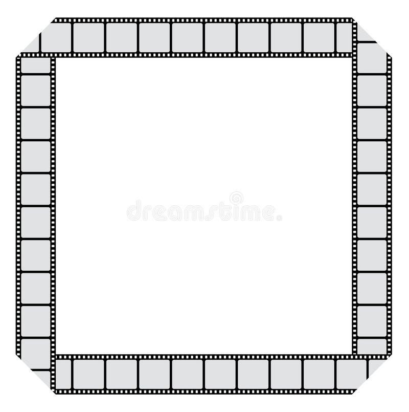 border film frame negative ελεύθερη απεικόνιση δικαιώματος