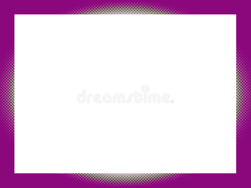 Download Border: Purple & CrissCross Royalty Free Stock Photos - Image: 24058