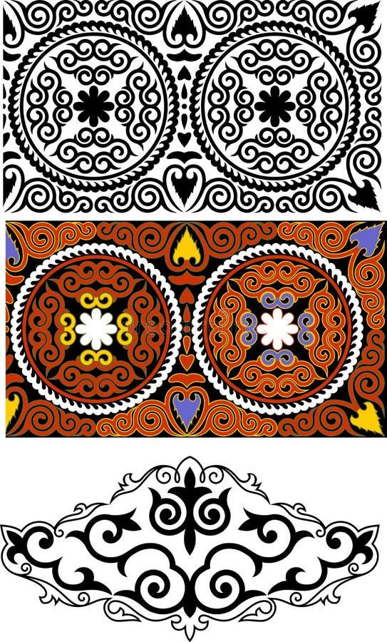 Download Border4 stock vector. Illustration of geometric, line - 13851683