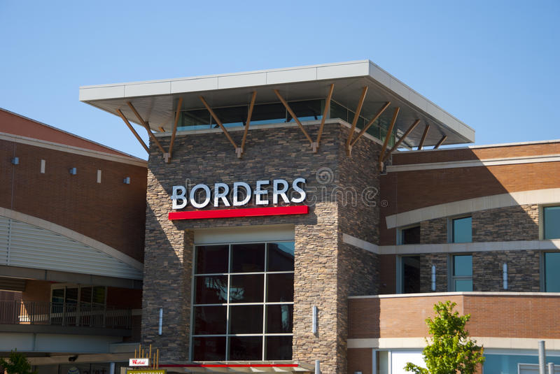 Download Borders Bookstore Editorial Image - Image: 20877780