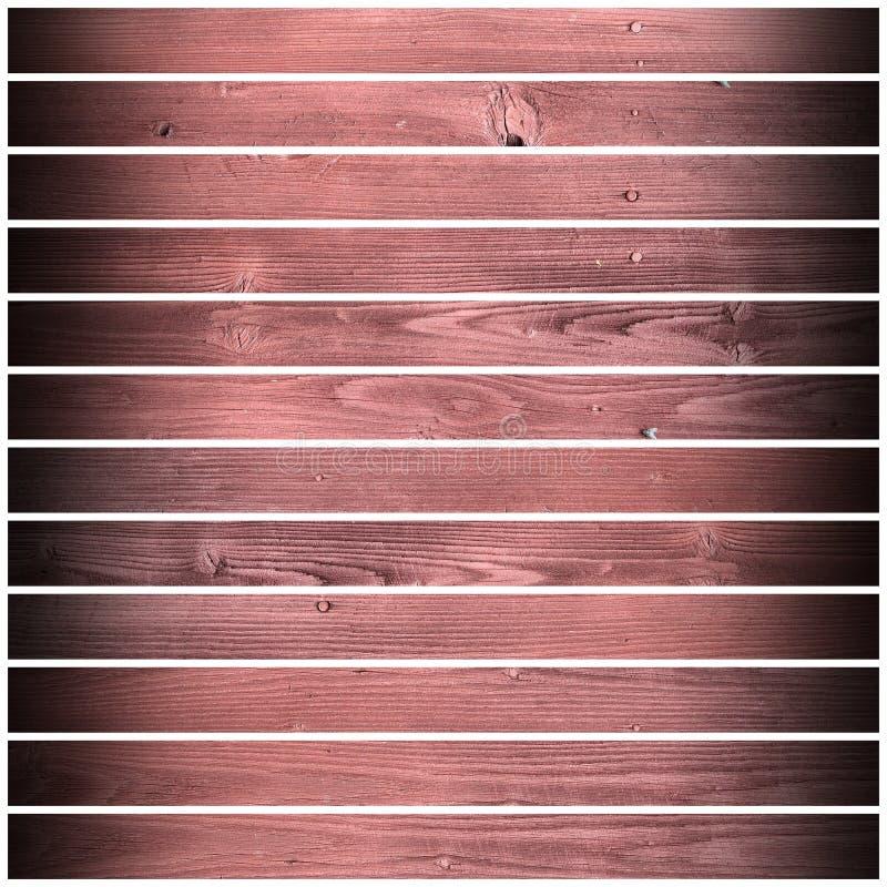 Bordi di legno invecchiati fotografia stock