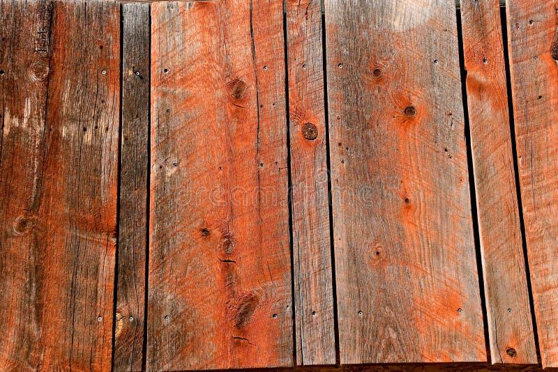 Bordi di legno stagionati anziani immagine stock libera da diritti