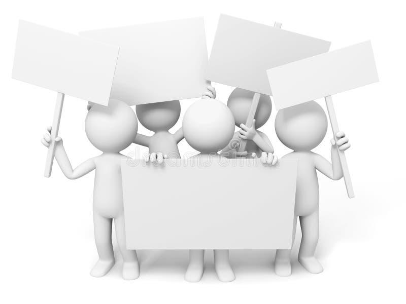 Bordo illustrazione di stock