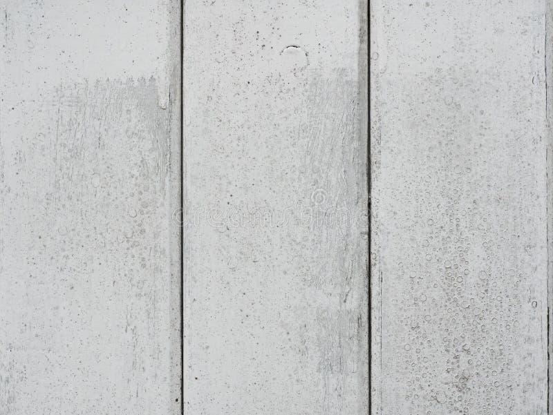 Bordo bianco di struttura di legno fotografie stock libere da diritti