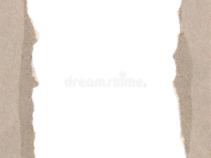 Bordo del cartone immagine stock libera da diritti