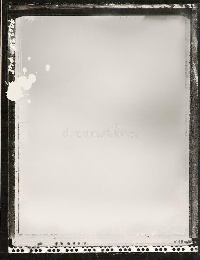 Bordo della pellicola di Grunge illustrazione vettoriale