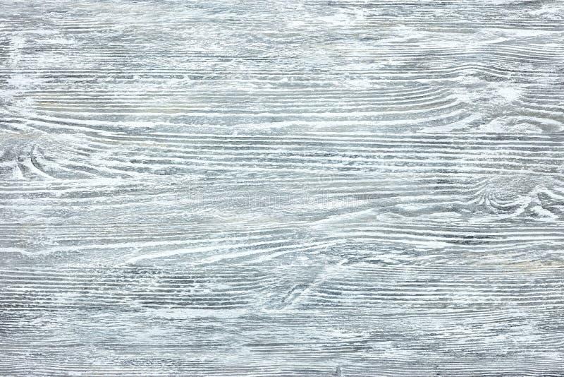 Bordo di legno grigio dipinto stagionato immagine stock libera da diritti