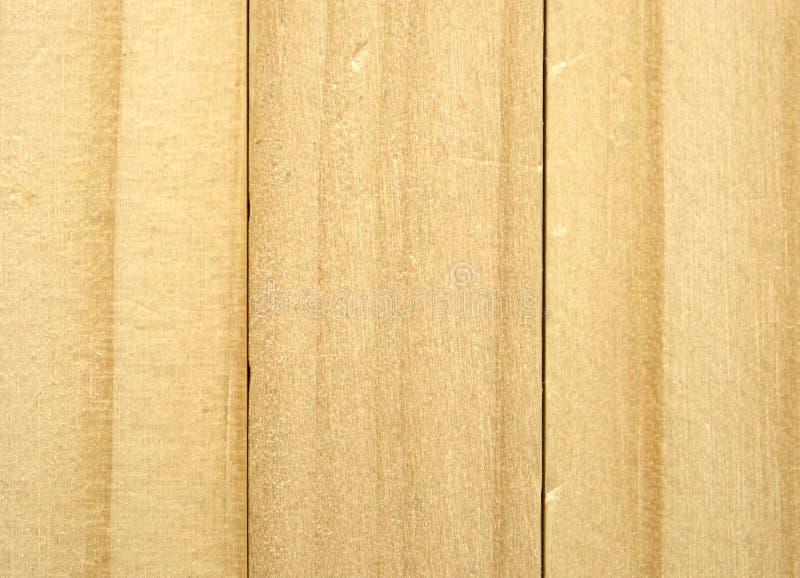 Bordo di legno leggero immagine stock