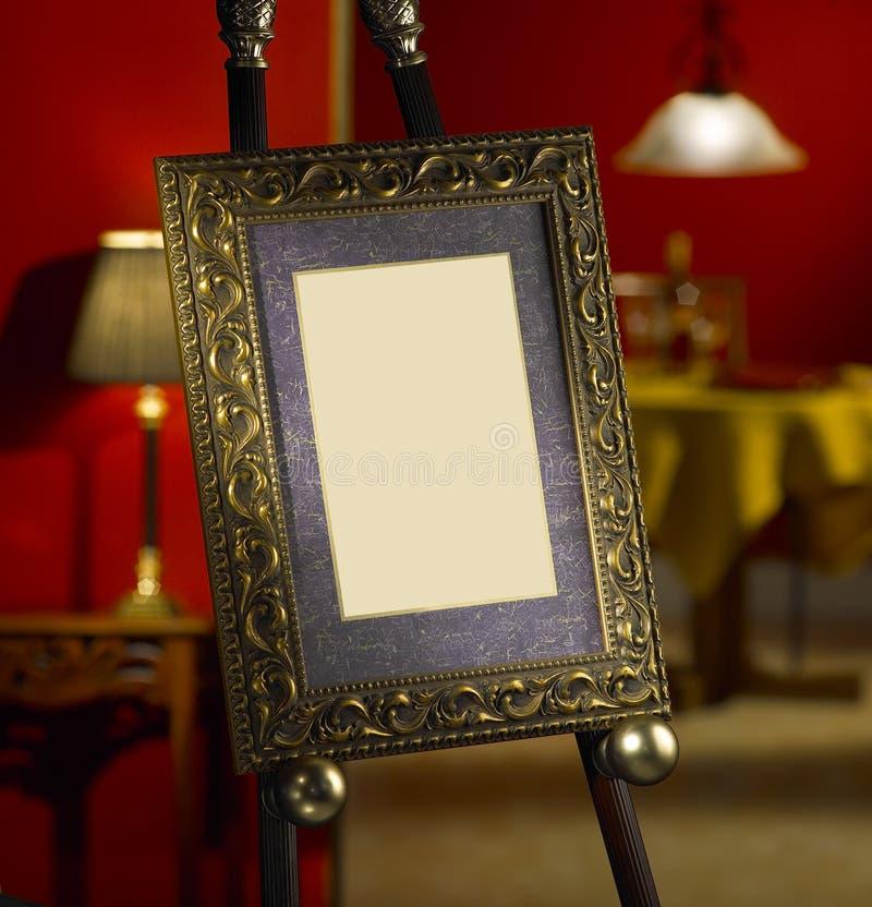 Bordo di Menue fotografia stock libera da diritti