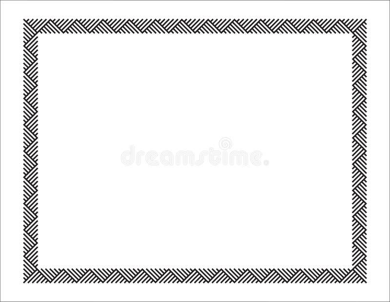 Bordo grafico immagini stock libere da diritti