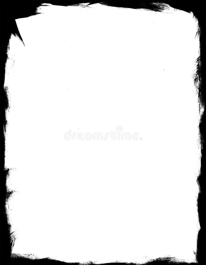 Bordo spazzolato royalty illustrazione gratis