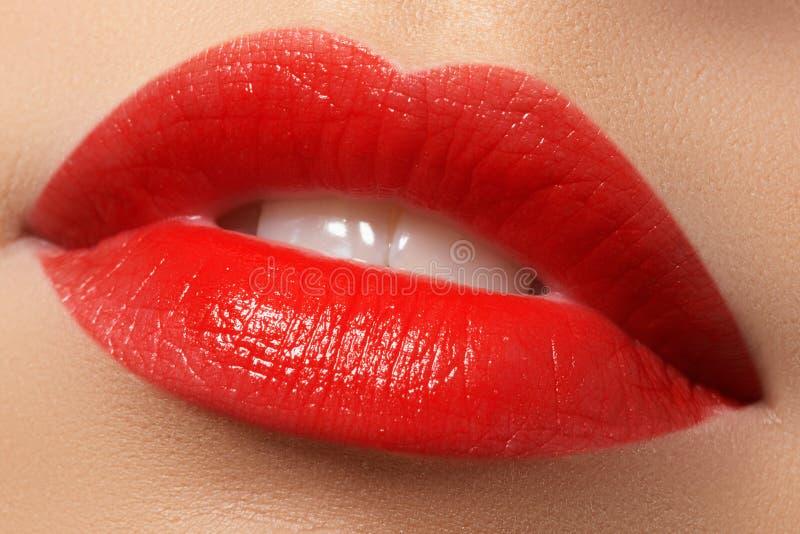 Bordos vermelhos apaixonado, fotografia macro foto de stock