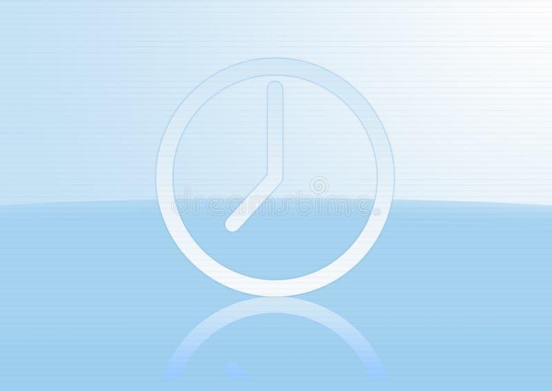 Borduhr vektor abbildung