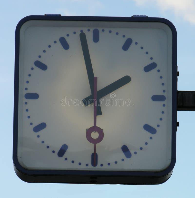 Download Borduhr stockbild. Bild von zeitplan, stunde, spät, sitzung - 48841