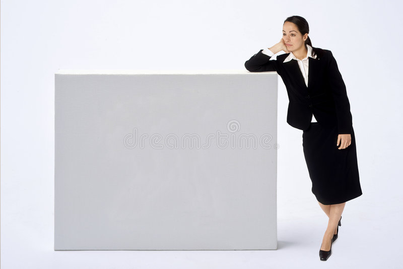 Download Bored business woman stock photo. Image of professional - 9248140