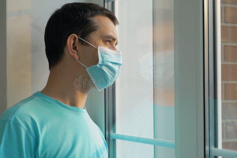 Boredom And Depression During Quarantine COVID-19 Stock ...