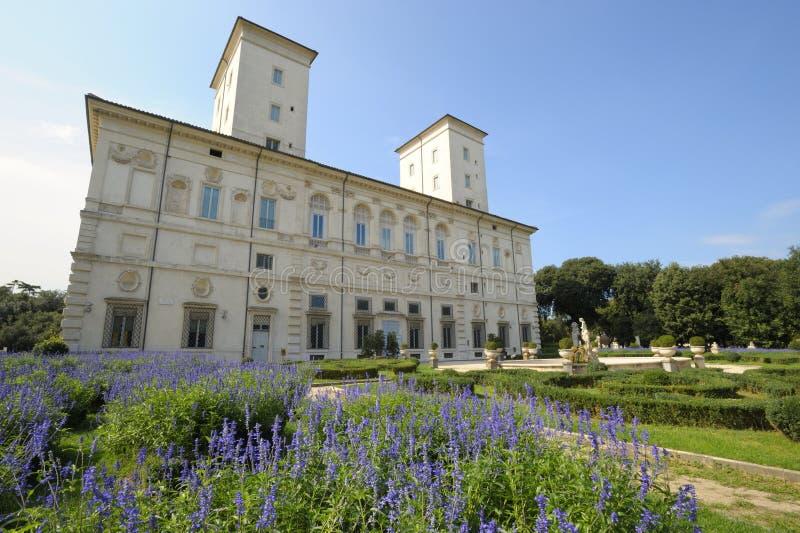 Borghese Pinciana, Rome royalty-vrije stock fotografie