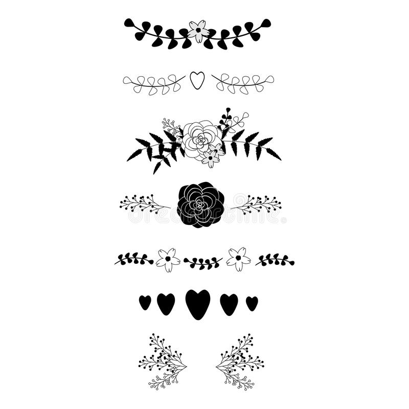borgia иллюстрация вектора