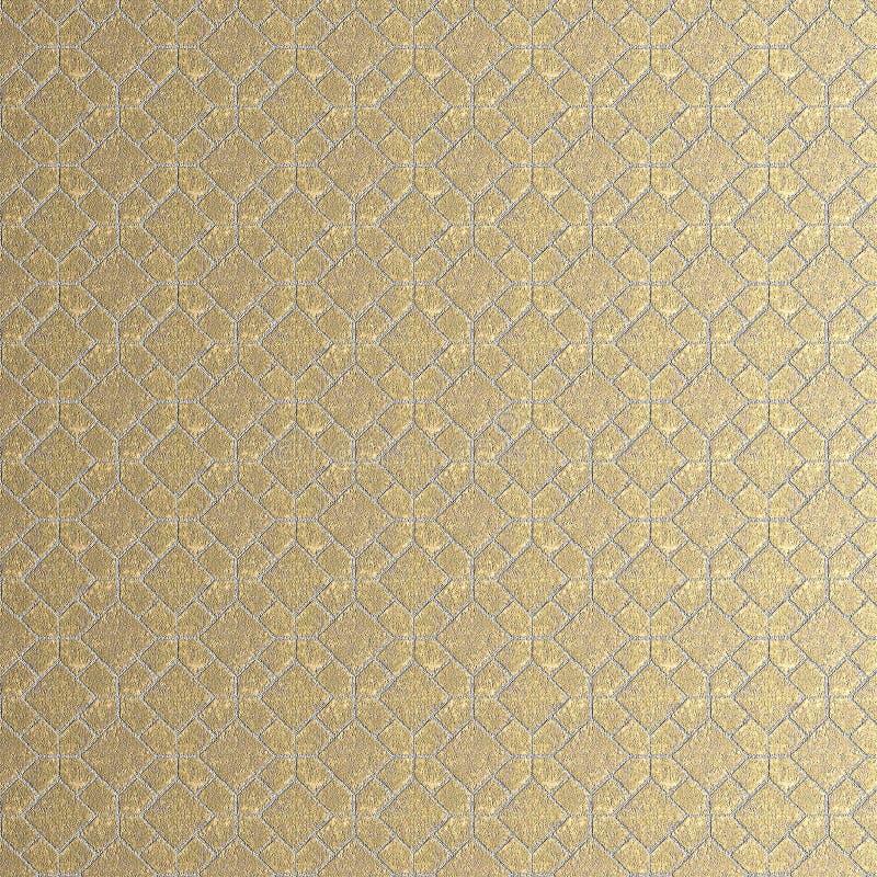 Borgonha Rosette Flooring ilustração stock