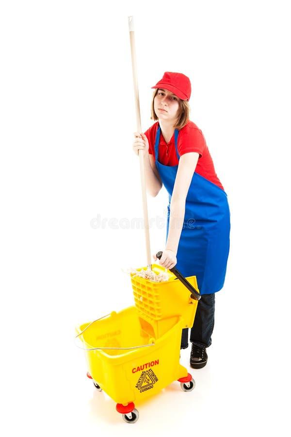 Boring Job Royalty Free Stock Images