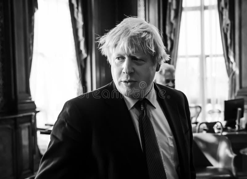 Boris Johnson fotografia de stock