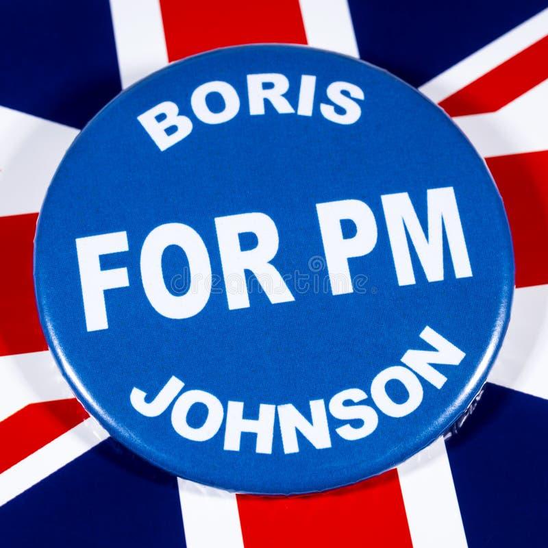 Boris Johnson para o primeiro ministro fotos de stock royalty free