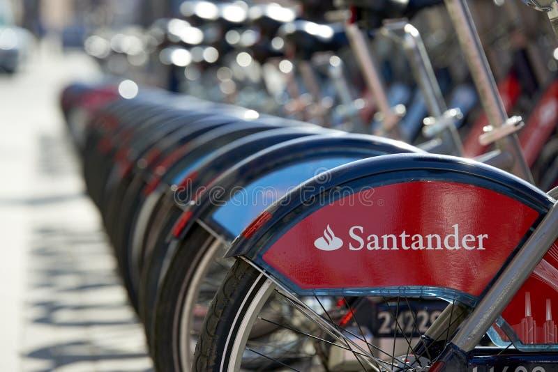Boris rower zdjęcie royalty free