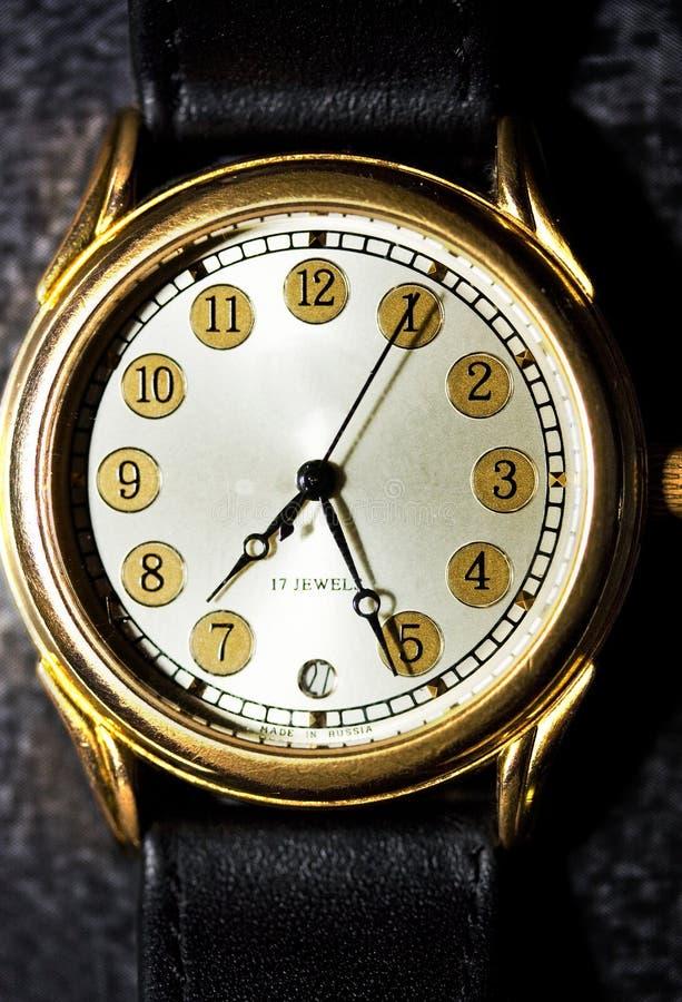 Boris`s watch stock photo