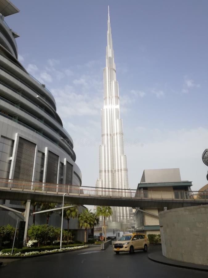Borj khalifa royalty free stock photos