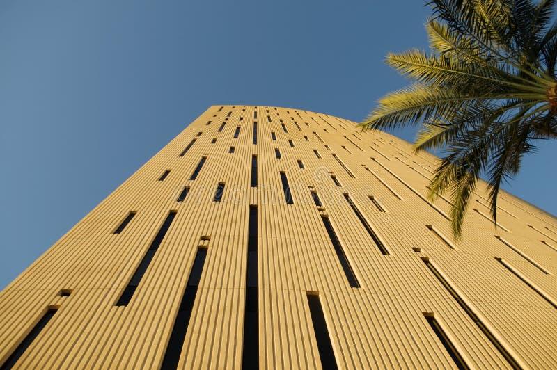 Borne limite d'architecture d'az de Phoenix images stock