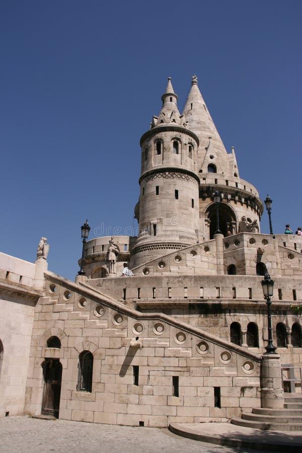 Borne limite de Budapest photo libre de droits