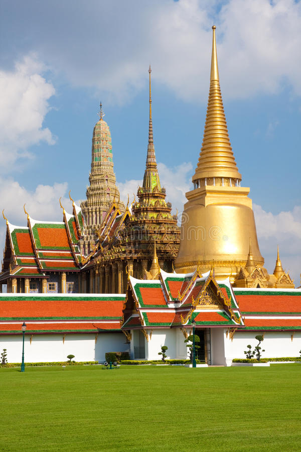 Bornes limites de la Thaïlande images libres de droits