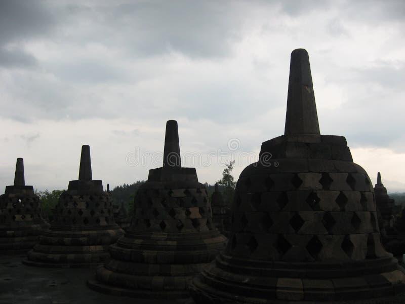 Borobodur, Ινδονησία στοκ φωτογραφίες